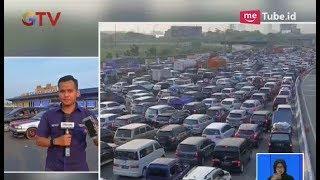 Video Puncak Kemacetan Arus Mudik di Cikarang Utama Mulai dari KM 28 Hingga 33 - BIS 13/06 MP3, 3GP, MP4, WEBM, AVI, FLV Januari 2019