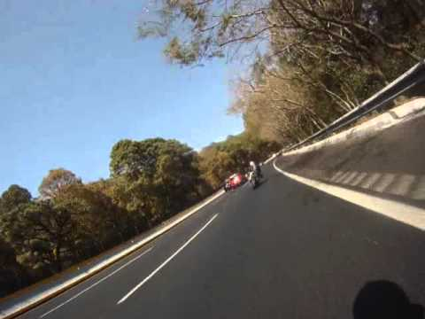 Benejam Yamaha R6R frente (видео)
