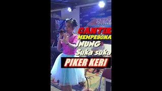 CANTIK MEMPESONA INUNG SukaSuka - Piker Keri   Official video Cc. Indra RPR