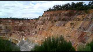 Peak Hill Australia  city photos gallery : Peak Hill NSW Open cut mine experience