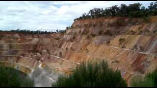 Peak Hill Australia  city photos : Peak Hill NSW Open cut mine experience