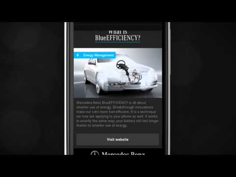 Video of BlueEFFICIENCY battery saver
