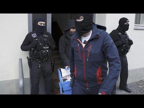 Γερμανία: Μαζική επιχείρηση εξάρθρωσης εξτρεμιστών ισλαμιστών