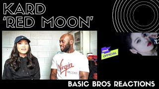 Video Basic Bros REACT | KARD 'RED MOON' download in MP3, 3GP, MP4, WEBM, AVI, FLV January 2017