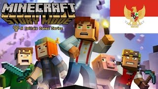 Video Minecraft Stroy Mode Indonesia #1 MP3, 3GP, MP4, WEBM, AVI, FLV Maret 2018