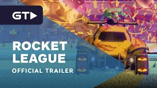 Rocket League - Lucky Lanterns Official Trailer by GameTrailers