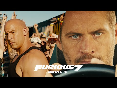Furious 7 - In Theaters and IMAX April 3 (TV Spot 15) (HD) - Thời lượng: 36 giây.