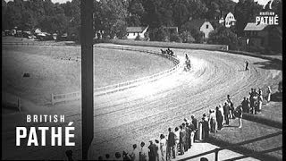 Goshen (IN) United States  city images : Trotting Race At Goshen (1939)