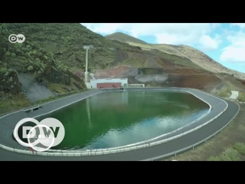 Renewable energy on El Hierro | DW English