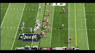 Brian Schwenke vs Ohio State (2012)