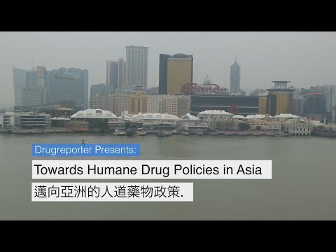 Towards humane drug policies in Asia