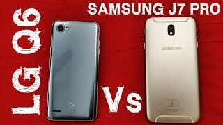 Hey Guys! I'm Kunal here from Tech4Mob and today I'll be showing you the LG Q6 Vs Samsung J7 Pro Speed Test! Which one is...