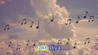 Video dil tudjhe diya tha rakhne ko karaoke with lyrics MP3, 3GP, MP4, WEBM, AVI, FLV Agustus 2018