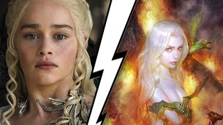 Here 10 most important differences between Game of Thrones, the Show and the books. Winter is coming and so the 6th season of Game of Thrones, the fantasy ...