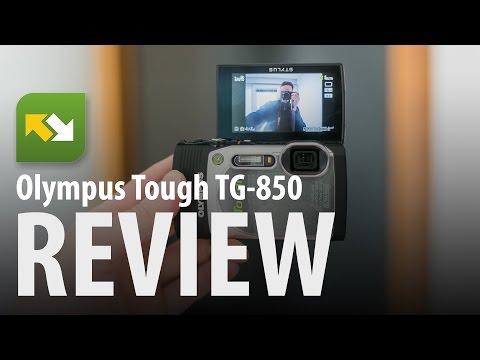 Olympus Stylus TG-850 : Review