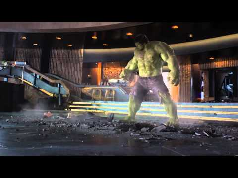 Hulk Vs Loki The Avengers 2012 1080p HD BluRay X264 YIFY
