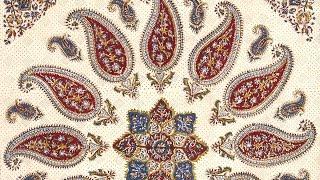 هنر ایرانی: قلمکار اصفهان