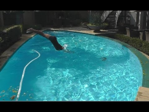 IP67 Android and Windows tablet swimming pool tests