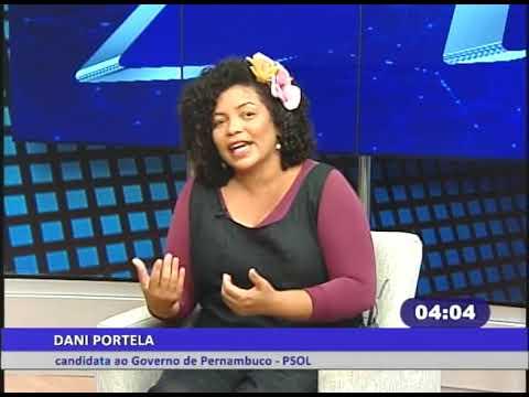 [JORNAL DA TRIBUNA] Eleições 2018: entrevista com a candidata Dani Portela (PSOL)