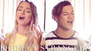 Jonas Blue - Perfect Strangers ft. JP Cooper (Emma Heesters & Mathew Valentine Cover) Video