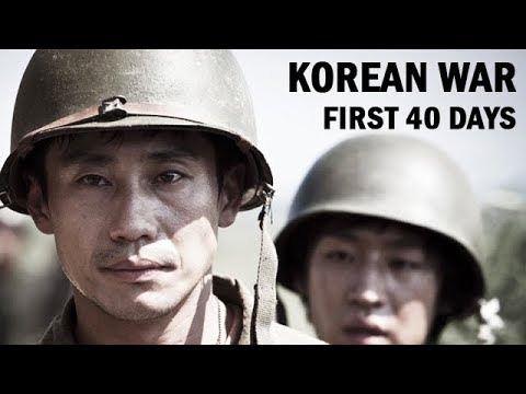 Korean War: The First Forty Days | US Army Documentary | 1951