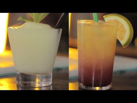 drinks - Especial de 15º episódio! O Chef Ricardo Viola chama um convidado especial, o barman Edu do 74 Club, para preparar 2 drinks com Menos de $20. http://twitter....