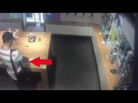 Հափշտակել է  ժամացույց. տեսանյութ