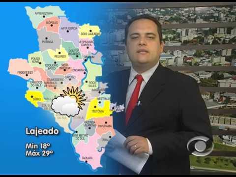 Previsão do tempo - 04 02 2016