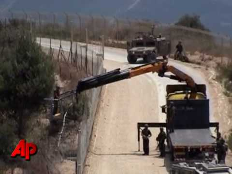 Israel, Lebanon Battle Over a Tree