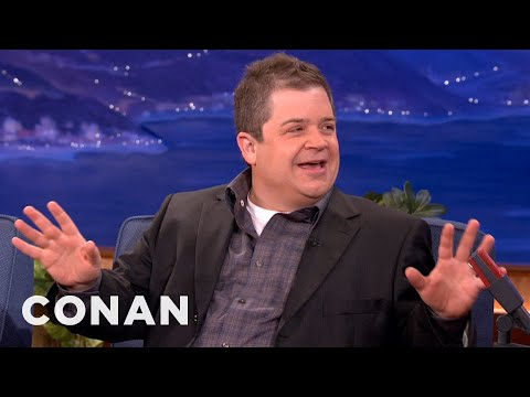 Comedian Patton Oswalt Defends Nickelback and Creed