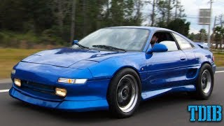 NASTY 750HP Stock Motor Toyota MR2 Review - Is it Worth Swapping to K Series? by That Dude in Blue