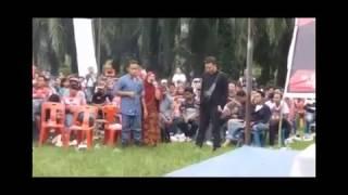 Video: Pertemuan Kasihadi dengan Zaini di Panggung Kampanye