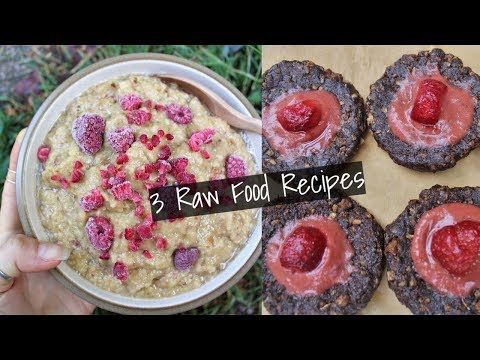 3 raw food recipes delicious easy refresh recipes forumfinder Image collections