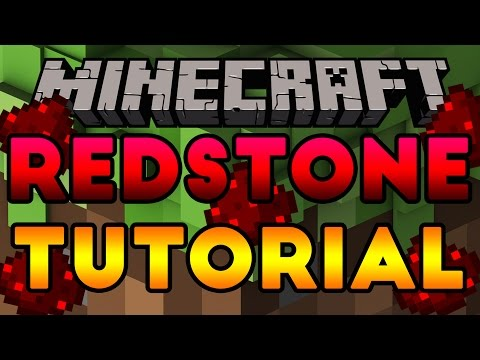 Minecraft tutorial – How to use redstone. Good tips and tricks for beginners [UNUSUAL TIPS]