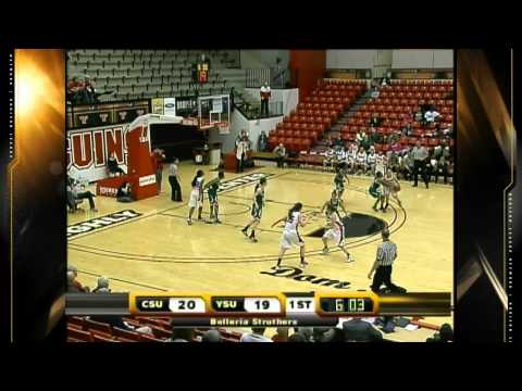 Youngstown State vs Cleveland State Highlights