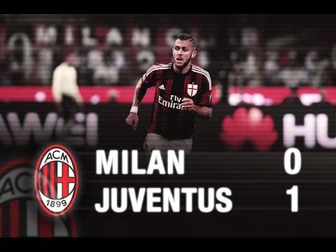 المرحلة 3: ميلان 0-1 يوفنتوس