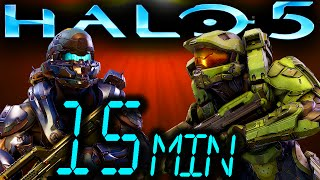 Video Halo Story Explained - Halo Universe Lore Summary in 15 Minutes MP3, 3GP, MP4, WEBM, AVI, FLV Juni 2019
