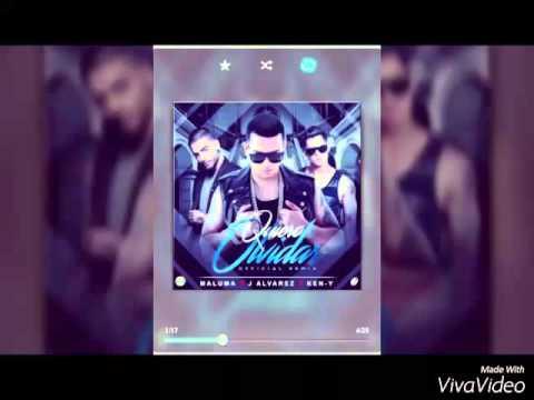 J Alvarez - Quiero Olvidar (Remix) ft. Pipe Bueno