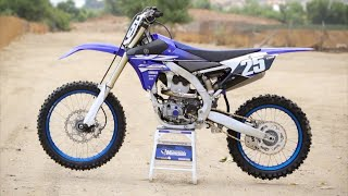 6. 2018 Yamaha YZ250F | Technical Briefing | TransWorld Motocross