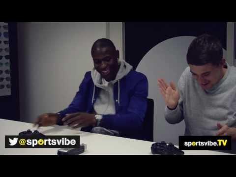 Sportsvibe vs Arsenal - FIFA14 with Benik Afobe - Game Two