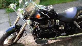 7. 2004 Triumph Speedmaster