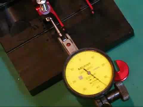 Accuracy Demonstration using Dial Gauge
