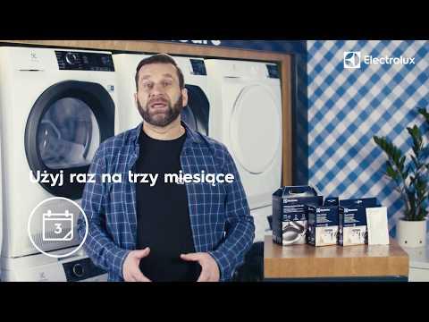 Preparat do pralki i zmywarki ELECTROLUX E6WMG100