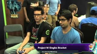Xanadu 6/24/14: Chudat grabs the ledge 141 times in a game