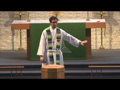 Bethlehem Lutheran Church - Sunday Worship Service: 11/9/2014