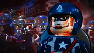 Video Lego Captain America 3: Nazi Zombies MP3, 3GP, MP4, WEBM, AVI, FLV Juli 2017