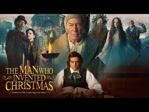 THE MAN WHO INVENTED CHRISTMAS | Featurette