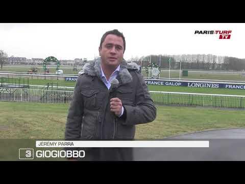 """Quinté mardi 13/03 : """"Giogiobbo (3) est en très bonne forme"""""""