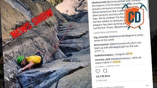 Will Alex Honnold And Tommy Caldwell Get Sub 2hr El Cap Time? | Climbing Daily Ep.1183 by EpicTV Climbing Daily