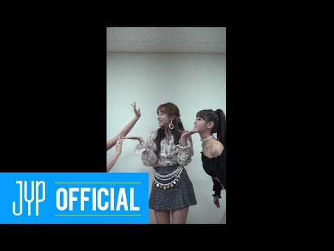 """TWICE """"YES or YES"""" Dance Video  (Lovely Ver.)"""